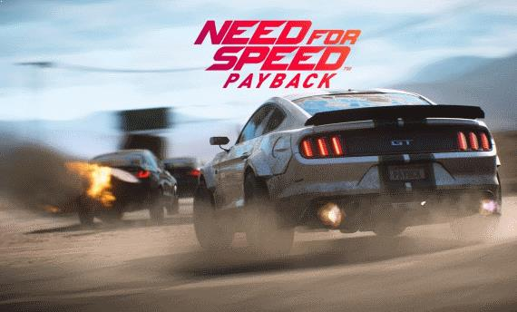 NFS Payback with day one patch