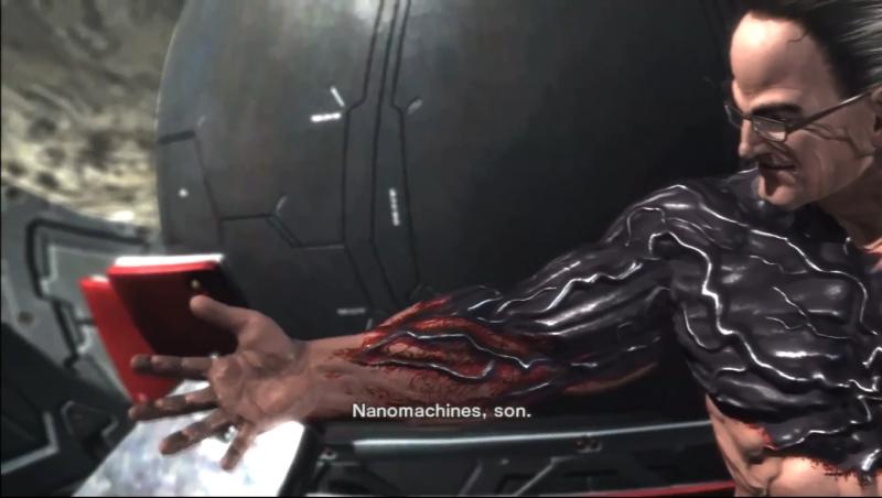 Nanomachines son