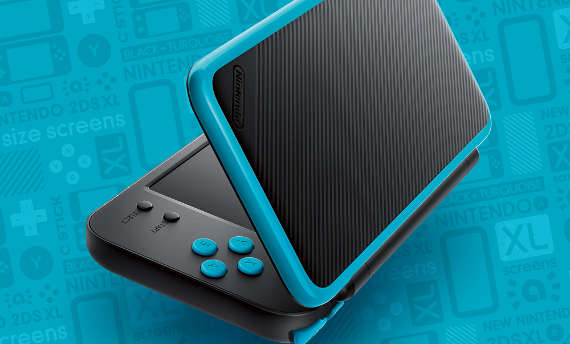 New Nintendo 2DS XL launches in July
