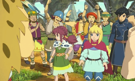 Ni No Kuni 2 delayed