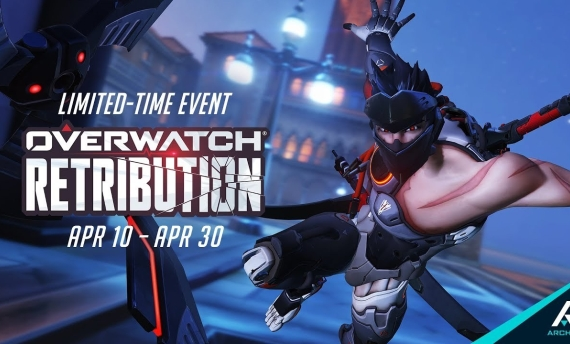 Overwatch Retribution Banner