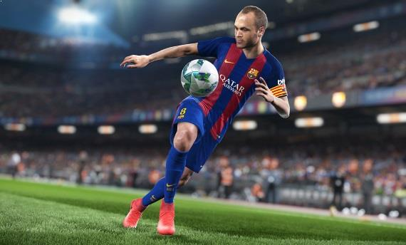 PES 2018 beta is ready for you