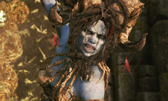 Morigesh joins the roster of Paragon's heroes