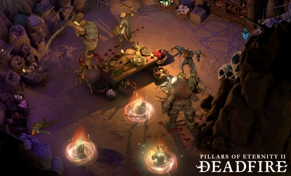 Pillars of Eternity 2 Deadfire, Pillars of Eternity 2