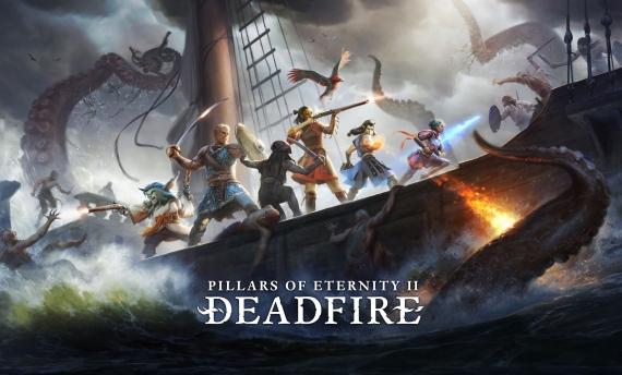 Pillars of Eternity 2 Deadfire, Pillars of Eternity 2 Deadfire release