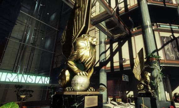 Take a guided tour of Prey's space station