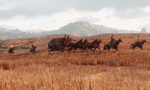 Red Dead Redemption 2's slip is a relief for others