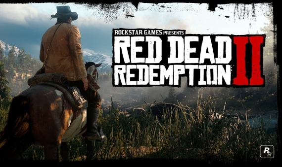 Red Dead Redemption 2, Red Dead Redemption 2 cover, Red Dead Redemption 2 story trailer