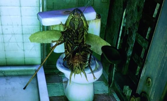 Roachie Fallout 4