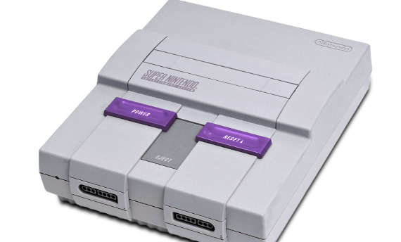 Rumor: Nintendo is releasing the SNES mini this year