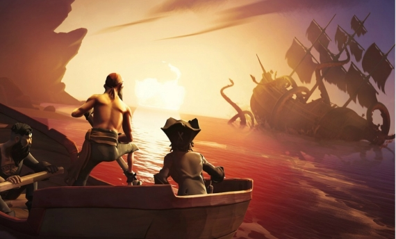 Sea of Theieves, Sea of Thieves The ?Hungering Deep