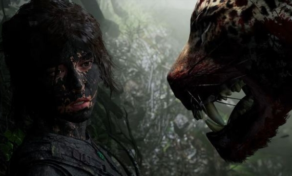 Shadow of the Tomb Raider Jaguar
