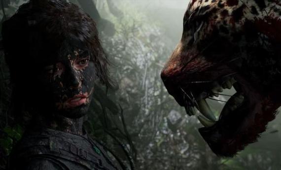 Shadow of the Tomb Raider Jaguar
