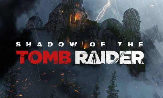 Shadow of the Tomb Raider, Shadow of the Tomb Raider news, Shadow of the Tomb Raider logo