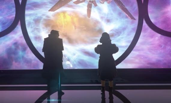 Stellaris Distant Stars trailer footage