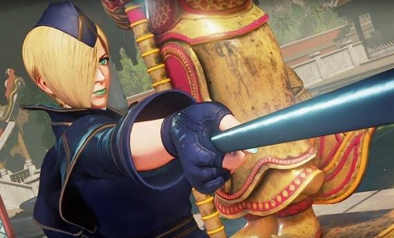 Street Fighter V, Street Fighter V Arcade, Street Fighter V Falke