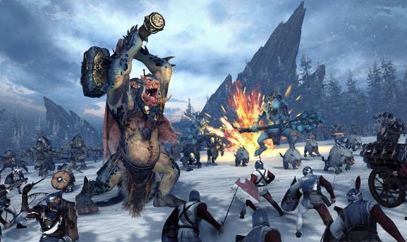 Total War: Warhammer's new race