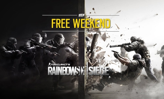 Rainbow Six Siege Free Weekend