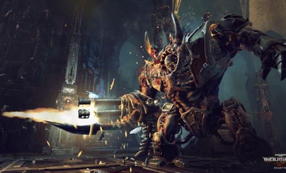 Warhammer 40K: Inquisitor Martyr, Warhammer 40 000: Inquisitor Martyr, Inquisitor Martyr, Warhammer 40K, Warhammer 40 000
