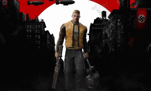 Wolfenstein 2 DLC detailed
