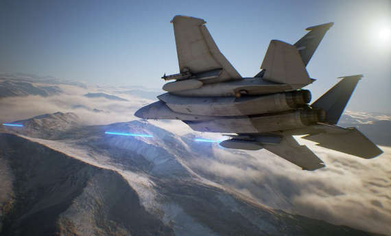 Ace Combat 7: Skies Unknown announced for PC and Xbox One