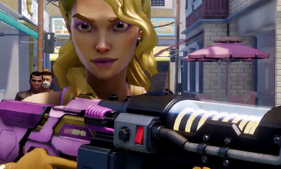 Agents of Mayhem introduces us to Bombshells