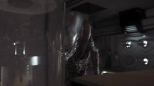 Xenomorph in Alien Isolation Steam Game
