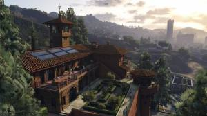 architecture in gta 5