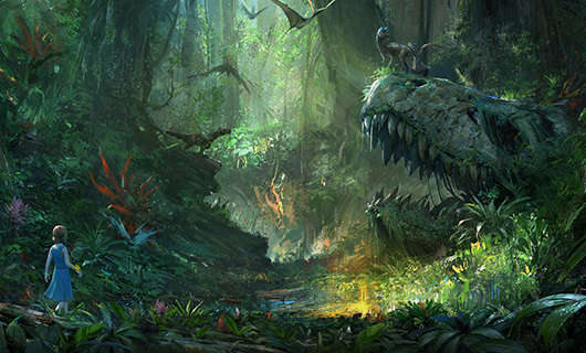 Meet the Tyrannosaurus rex with ARK Park for PlayStation VR