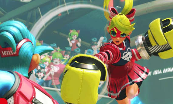 First Arms update offers LAN Play support