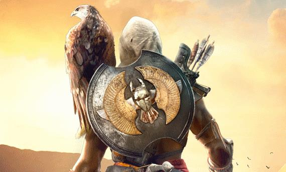 Assassin's Creed: Origins with a new trailer