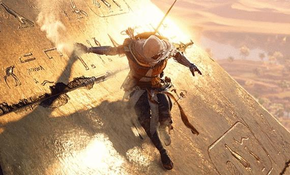 Assassin's Creed Origins Tales from the Tomb videos are a real treat