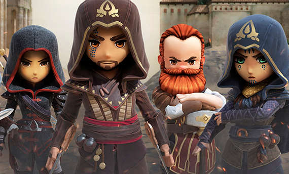 Assassin's Creed Rebellion announced for iOS and Android