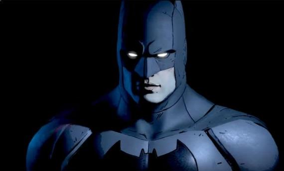 Batman: The Enemy Within Episode 3: Fractured Mask dated