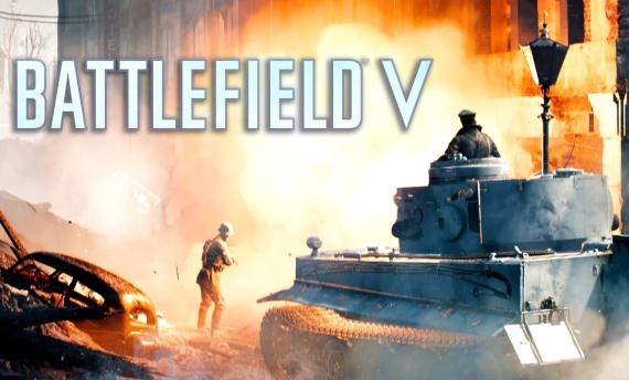 Battlefield V explosions