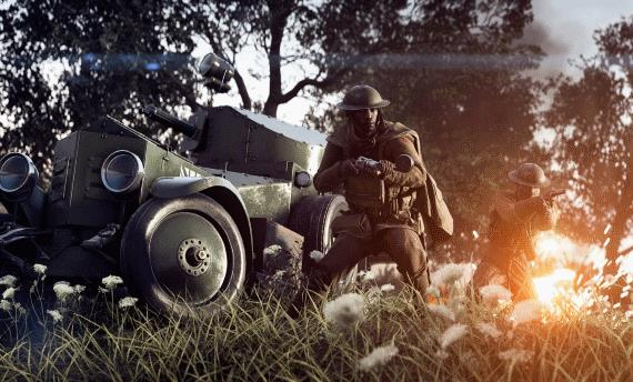 Battlefield 1 November patch brings some interesting additions