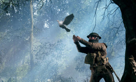Guess what, Battlefield 1 has its Holiday event too