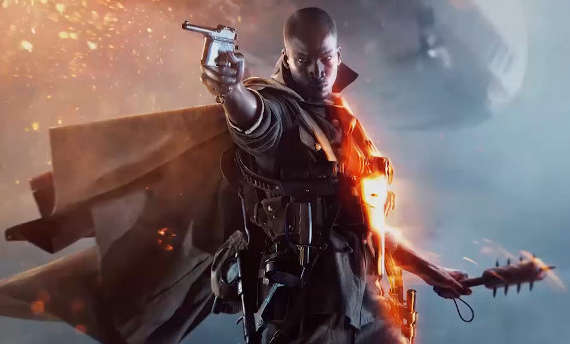 Battlefield 1's new map shown off in trailer