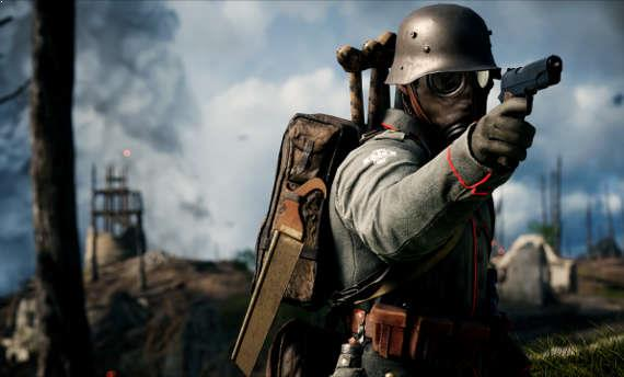 Winter Update for Battlefield 1 detailed