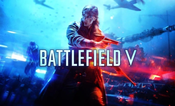 Battlefield V Female Cover