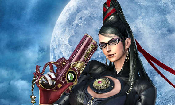 Bayonetta is available for PC players, offering glorious 4K