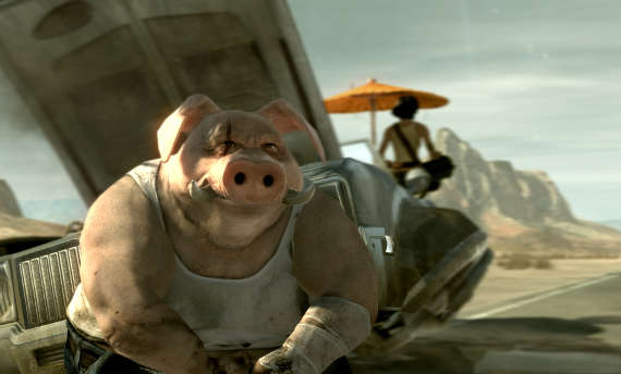 Rumor: Beyond Good & Evil 2 is Nintendo Switch timed exclusive
