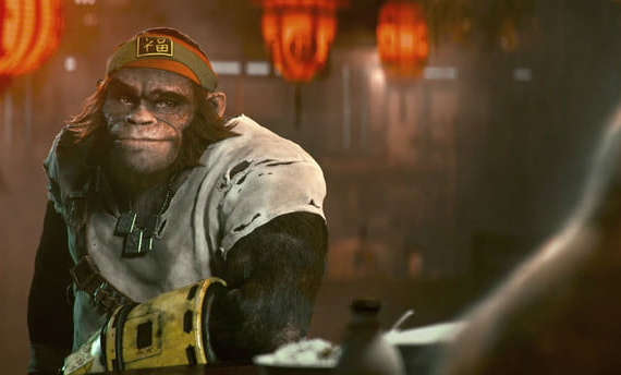 Beyond Good & Evil 2 engine presented