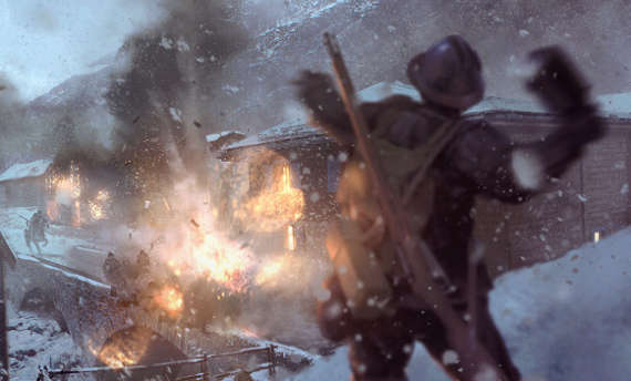 Details of In the Name of the Tsar DLC for Battlefield 1 revealed