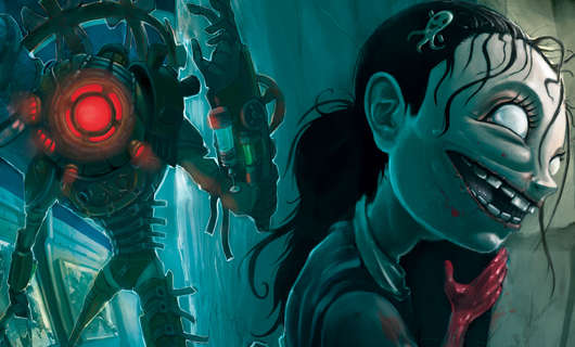 All three BioShock titles are now available via Backward Compatibility