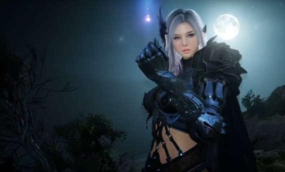 Dark Knight joins Black Desert Online
