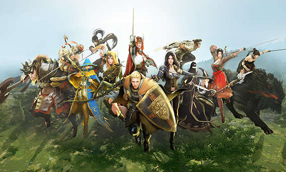 Black Desert Online will be available on Steam