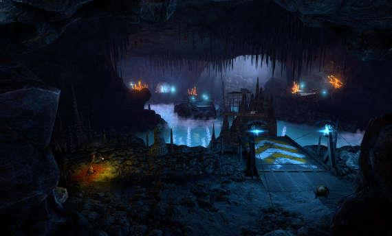 Take a first look at Black Mesa's Xen