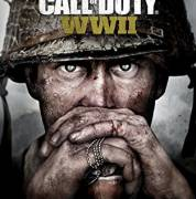 call of duty wwii box cover art
