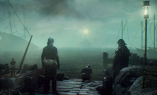 Check those vibrant screenshots from Call of Cthulhu